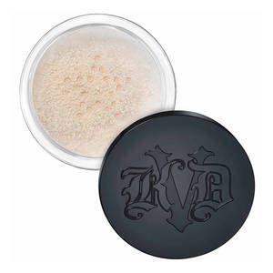 Lock-It Setting Powder Polvere libera trasparente Kat Von D