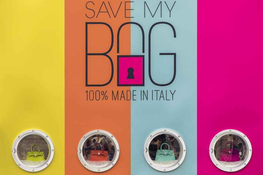 Save my bag milano
