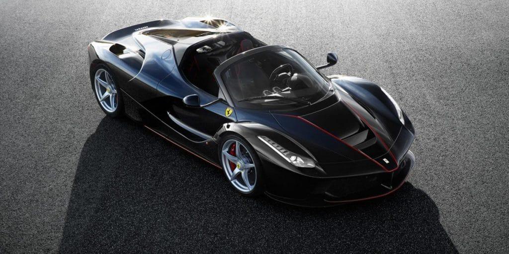 70° anniversario Ferrari