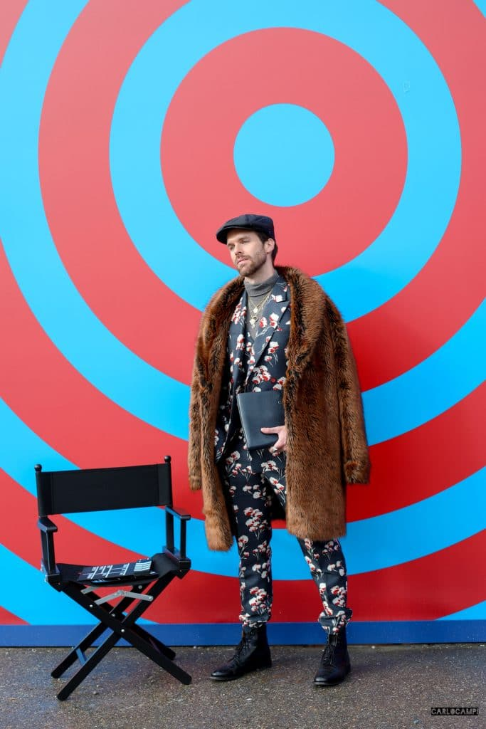 Pitti Live Movie Firenze 2018, Outfit, street style