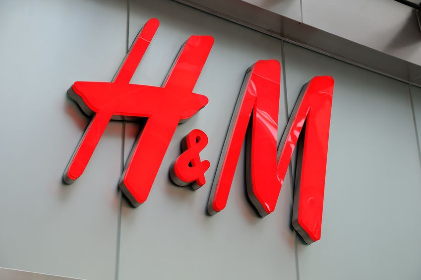 insegna H&M