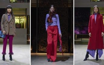 Beatrice B Fashion Show; sfilata Beatrice B a Milano; Milano Fashion Week FW 18/19