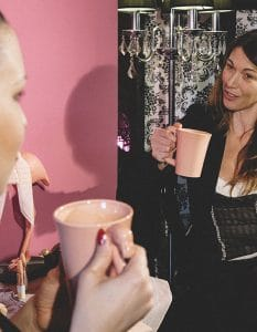 Pink Momento by Ladydiabolika; GAreview Aprile 2018, magazine fotografico di glamouraffair.com