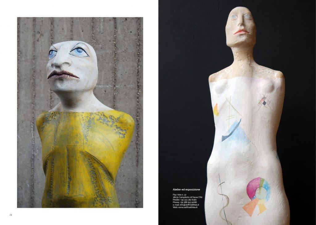 Il volo plastico, di Matthias Sieff; GAreview Aprile 2018, magazine fotografico di glamouraffair.com