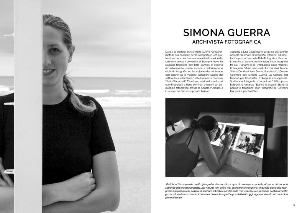 Simona Guerra, archivista fotografica