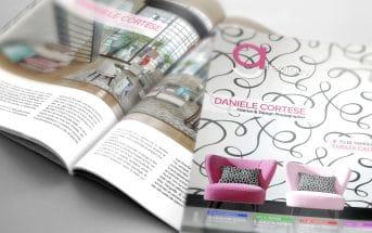 GAreview Aprile 2018, magazine fotografico di glamouraffair.com; in copertina una foto di Daniele Cortese, Interior & Design Photographer