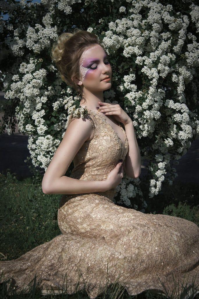 modella: Luba Zhurbina