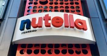 Nutella café new york, ferrero stati uniti