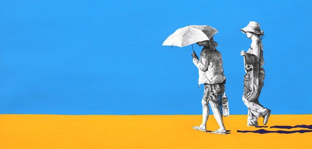 Igor Molin Artista, by Federica Giobbe. Sezione Art & Design GAreview luglio-agosto 2018, Magazine online di glamouraffair.com