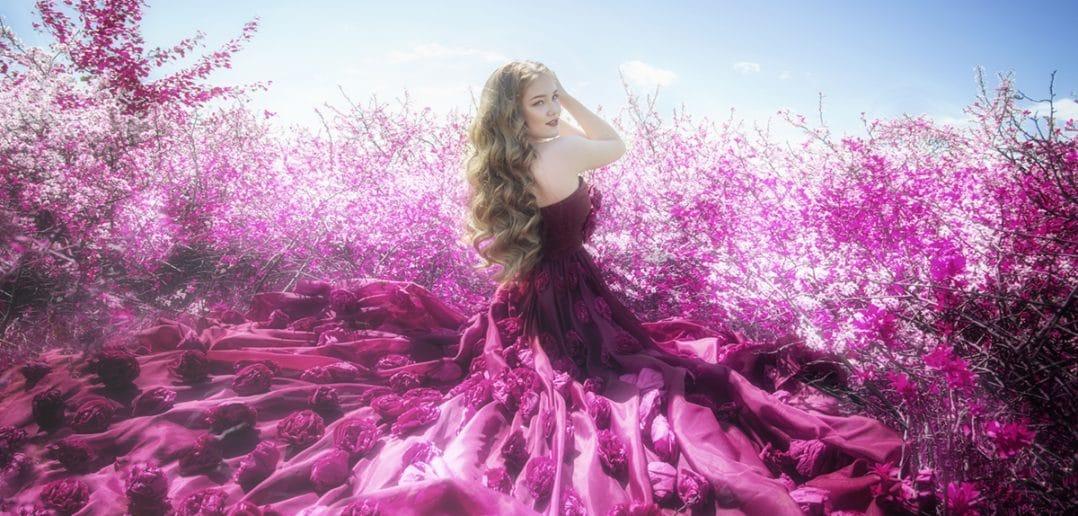 Romance, Natalia Tsapaeva. Sezione Photography GAreview luglio-agosto 2018, Magazine online di glamouraffair.com