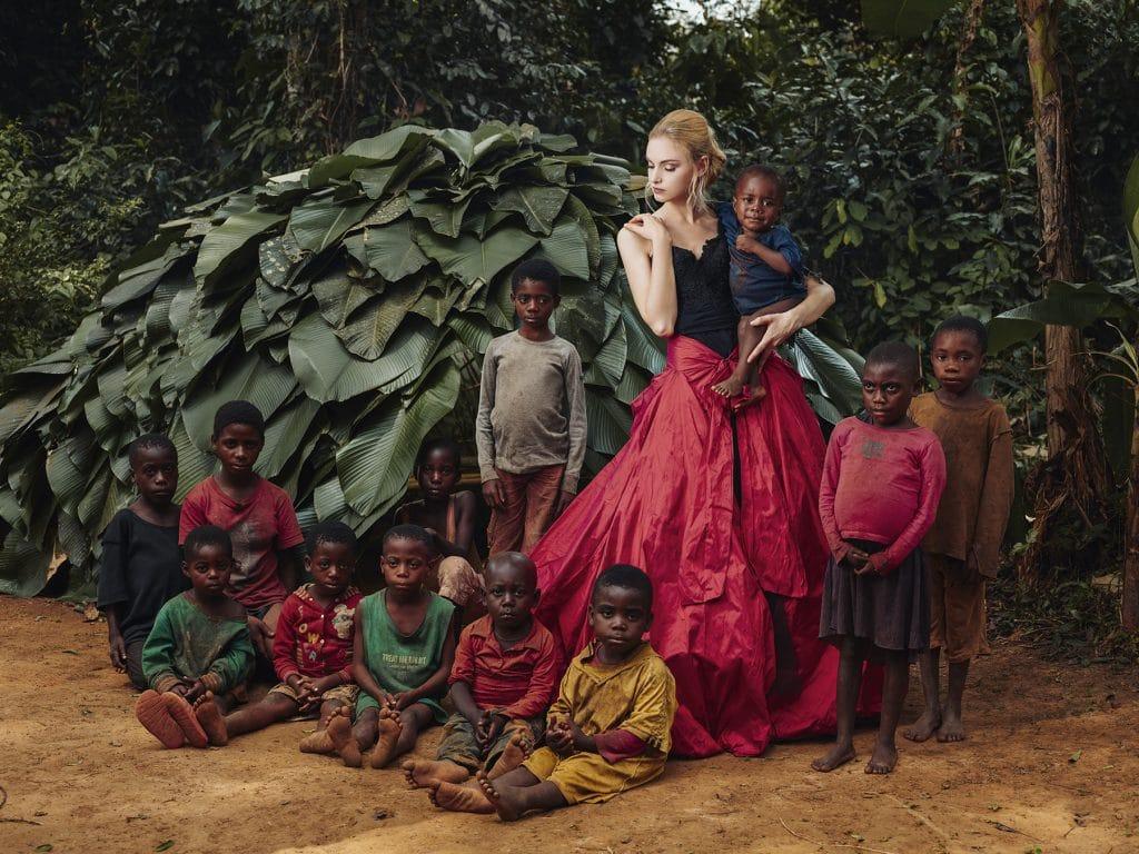 Baka, Awamu Mpja. Sezione Photography, GAreview settembre-ottobre 2018, Magazine online di glamouraffair.com