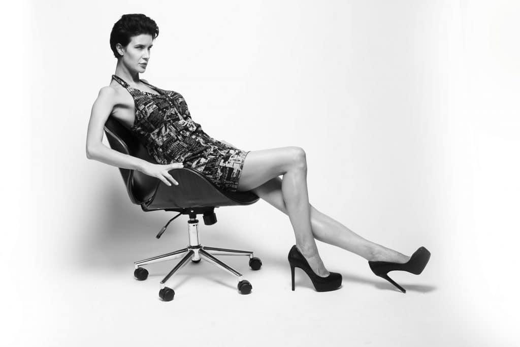 Loydeen, the model. sezione photography. GAreview settembre-ottobre 2018, Magazine online di glamouraffair.com