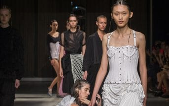 Chika Kisada Fashion Show, spring summer 2019, Milano Fashion week 2018