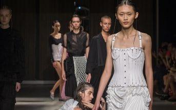 Chika Kisada Fashion Show, spring summer 2019, Milano Fashion week 2018