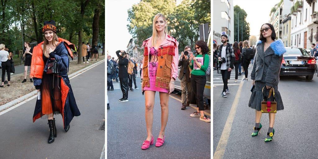 Milano Fashion Week SS19
