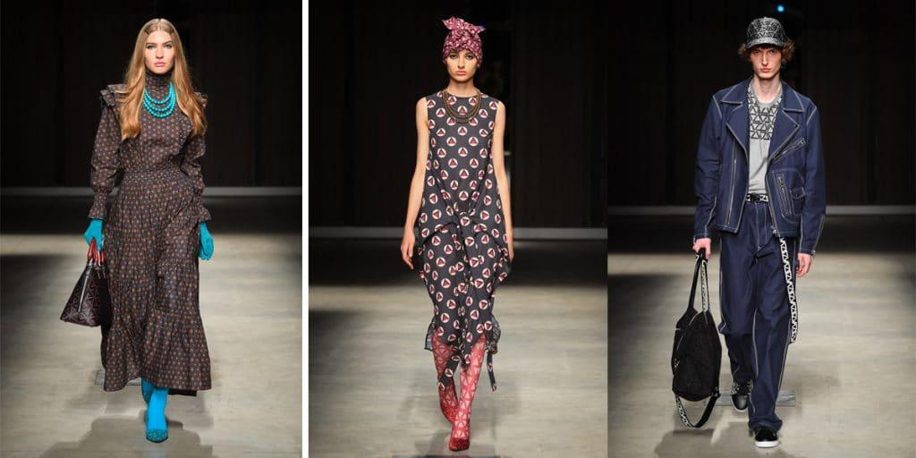 Atsushi Nakashima Fashion Show, spring summer 2019, Milano Fashion week 2018