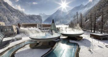 Aqua Dome, avvento all'Aqua Dome, Health & Beauty. GAreview 11.12-2018, novembre-dicembre 2018, Magazine online di glamouraffair.com