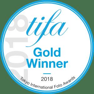 Gold Winner del Tokyo International Foto Awards