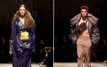Xi'an International Fashion Town, Alexstorm fashion show, F/FFFFFF fashion show, Collection Fall Winter 2019, Milano Fashion week fall winter 2019