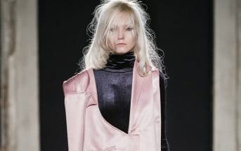 Chika Kisada fashion show, Chika Kisada Collection Fall Winter 2019, Milano Fashion week fall winter 2019