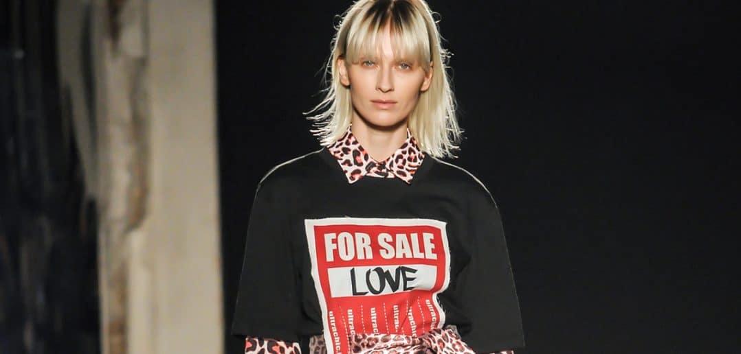 Ultràchic fashion show, Ultràchic Collection Fall Winter 2019, Milano Fashion week fall winter 2019