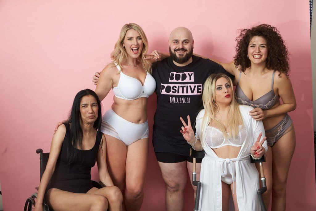 Body Positive Catwalk 2019, Laura Brioschi