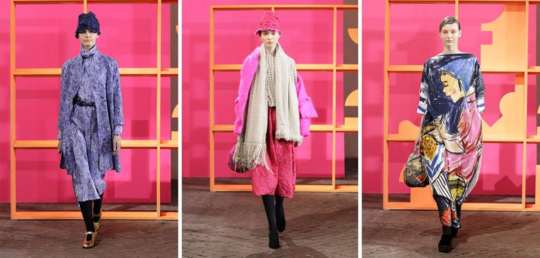 Daniela Gregis fashion show, Daniela Gregis Collection Fall Winter 2019, Milano Fashion week fall winter 2019