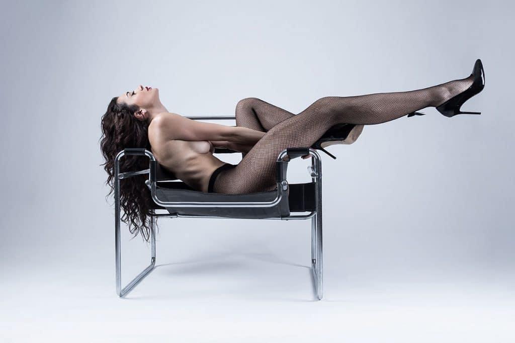 Ph. Andrea Pizzal - Model Paola Alpago