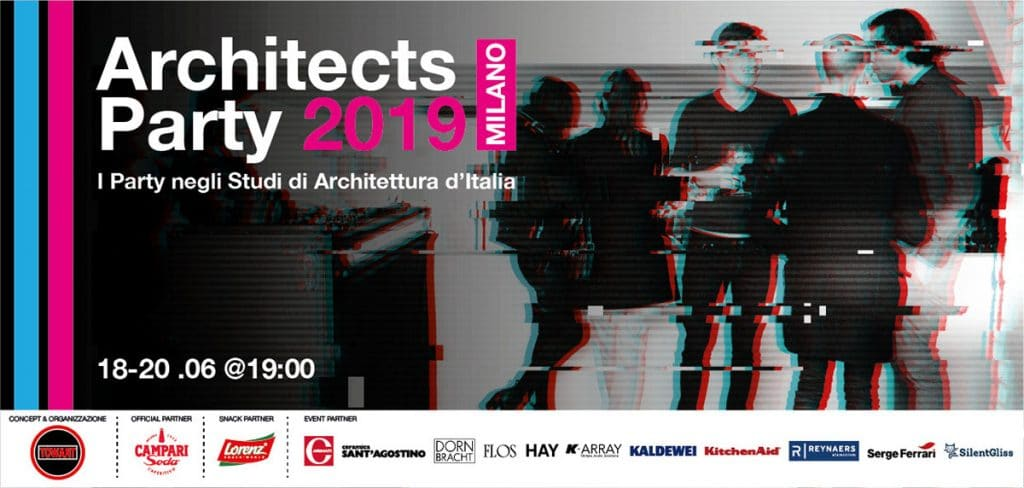 Architects Party Milano 2019