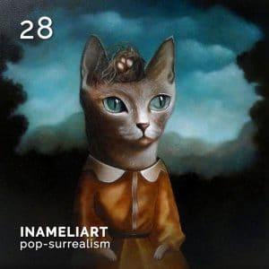 Inameliart, GlamourAffair Vision 05, Settembre Ottobre 2019. Magazine di fotografia, arte e design di Glamouraffair.com