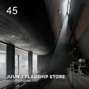 JUUN.J FLAGSHIP STORE, GlamourAffair Vision 05, Settembre Ottobre 2019. Magazine di fotografia, arte e design di Glamouraffair.com