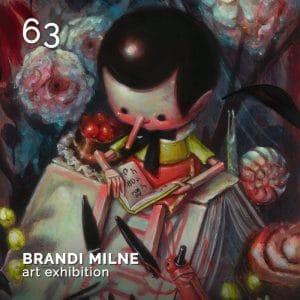 Brandi Milne, Dorothy Circus Gallery. GlamourAffair Vision 05, Settembre Ottobre 2019. Magazine di fotografia, arte e design di Glamouraffair.com