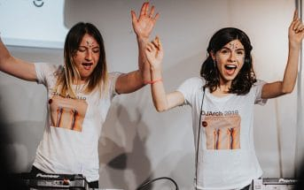 DJ Arch night 2019, Milano