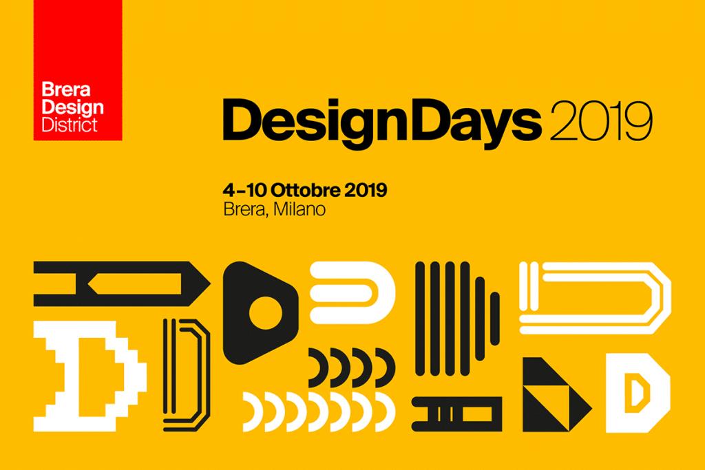 Brera Design Days 2019, Milano