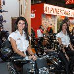 EICMA girls 2019 - Rho Fiera Milano - Serena Farruggio e Chiara Montemarano, stand