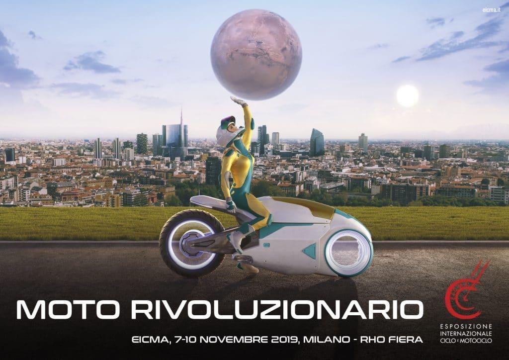 Eicma 2019, Milano Rho Fiera