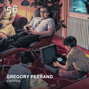 Gregory Ferrand, . GlamourAffair Vision 06, Novembre Dicembre 2019. Magazine di fotografia, arte e design di Glamouraffair.com