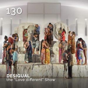 Desigual, art Basel Miami 2019, . GlamourAffair Vision 06, Novembre Dicembre 2019. Magazine di fotografia, arte e design di Glamouraffair.com