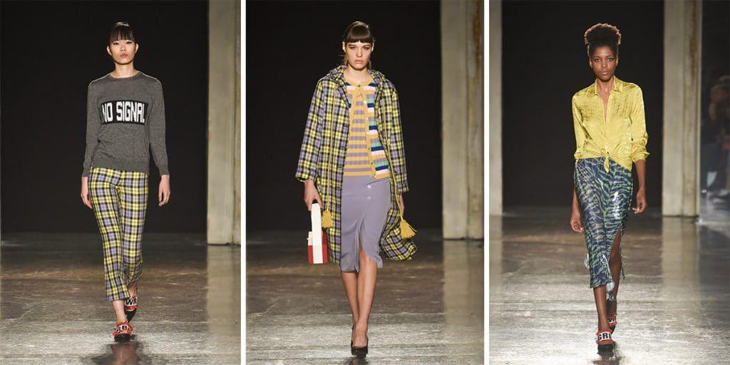 Ultràchic fashion show, Milano Fashion Week Fall/winter 20/21