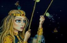 LEILA ATAYA, GlamourAffair Vision 09, Maggio Giugno 2020. Magazine di fotografia, arte e design di Glamouraffair.com