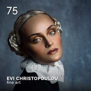 EVI CHRISTOPOULOU, GlamourAffair Vision 09, Maggio Giugno 2020. Magazine di fotografia, arte e design di Glamouraffair.com