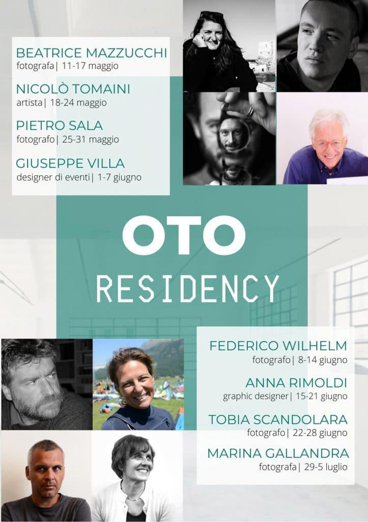 OtoResidency di Oto Lab, Spazio espositivo Lecco