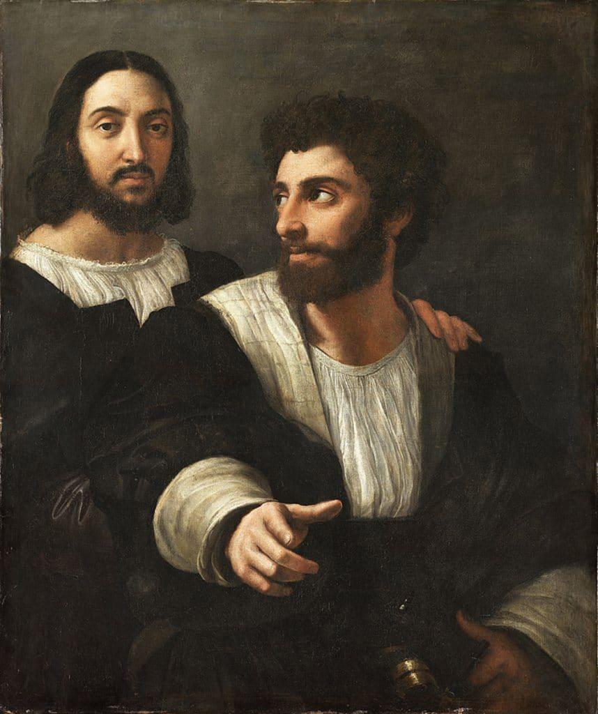 Raffaello 1520 - 1483, Mostra Raffaello Sanzio, Scuderie del Quirinale, Roma