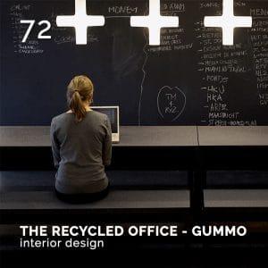HE RECYCLED OFFICE - GUMMO, GlamourAffair Vision 10, luglio agosto 2020. Magazine di fotografia, arte e design di Glamouraffair.com