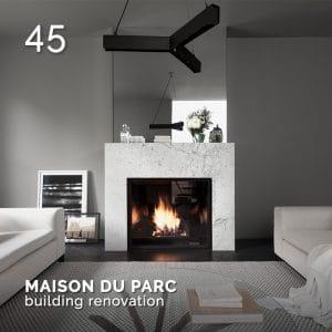 MAISON DU PARC, GlamourAffair Vision 11, settembre ottobre 2020. Magazine di fotografia, arte e design di Glamouraffair.com