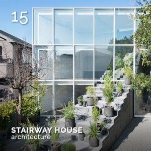 STAIRWAY HOUSE, GlamourAffair Vision 12, novembre dicembre 2020. Magazine di fotografia, arte e design di Glamouraffair.com