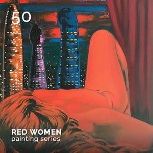 RED WOMEN SERGIU ROMAN, GlamourAffair Vision 12, novembre dicembre 2020. Magazine di fotografia, arte e design di Glamouraffair.com