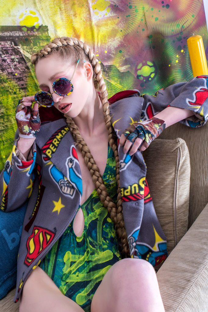 ITALIAN GRAFFITI, GlamourAffair Vision 12, novembre dicembre 2020. Magazine di fotografia, arte e design di Glamouraffair.com