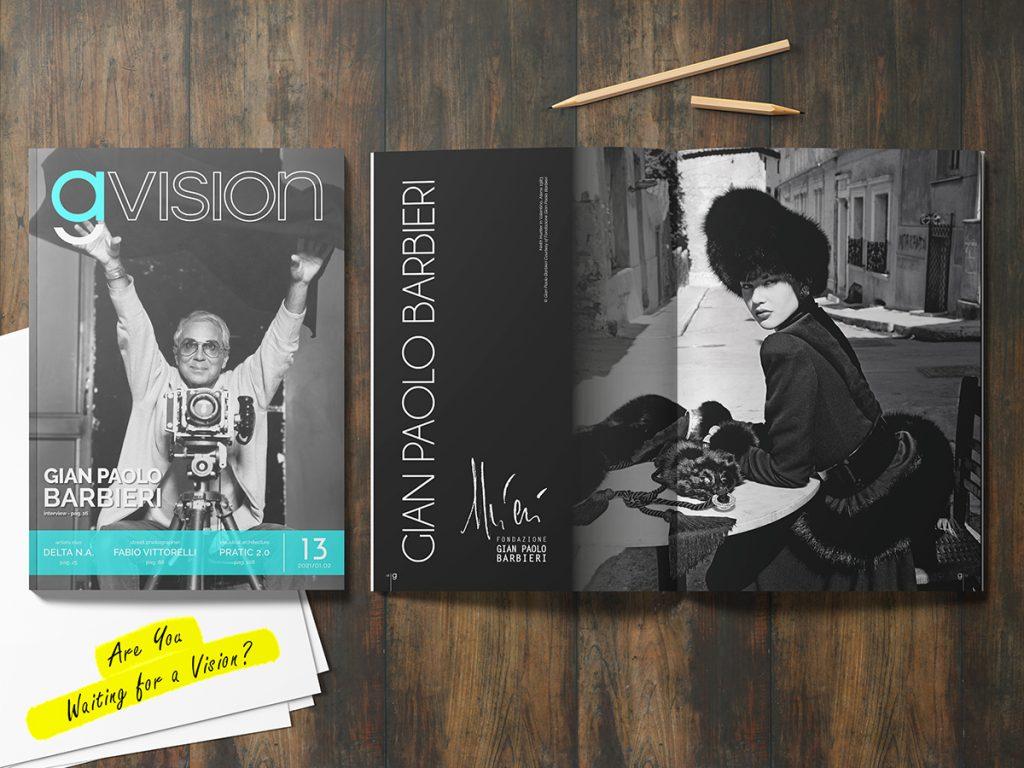 GlamourAffair Vision 13, gennaio febbraio 2021. Magazine di fotografia, arte e design di Glamouraffair.com