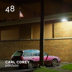 CARL COREY, GlamourAffair Vision 15, maggio/giugno 2021. Magazine di fotografia, arte e design di Glamouraffair.com